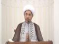 حديث الجمعة لسماحة الشيخ علي سلمان 8 أغسطس 2014 Arabic