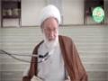 {09} [Ramadhan Lecture] Quranic illuminations   إضاءات قرآنية - Ayatullah Isa Qasim - Arabic