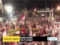 [31 Aug 2014] Protests turn violent in Pakistan, many injured - English
