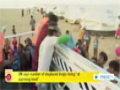 [05 Sep 2014] UN: Massive displacement of families underway in western Iraq - English