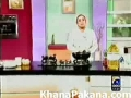 Cooking with Rahat Mango Icecream Urdu