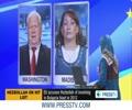 [14 Sep 2014] Pro-Palestinian Jennifer Loewenstein and pro-israeli Richard Hellman discuss Hezbollah - English