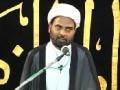 [02] Ramadhan Ul Kareem Khud Saazi ka Mahina | رمضان كريم سازی کا مہینا ن by Maulana Akhtar Abbas J