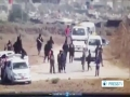 [23 Sep 2014] Exclusive: Footage show presence of ISIL militants in Israeli occupied Golan Heights - English