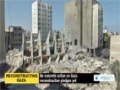 [21 Oct 2014] No concrete action on Gaza reconstruction pledges yet - English