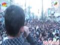 [06] Muharram 1436 - Safeer e Karbala hon Mai Yeh Mera Iftikhar Hai - Dasta-e-Imamia - Noha 2014-15 -
