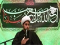[02] Building Faith In God | Sh. Mahdi Rastani | Muharram 1436 2014 - English