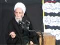 تقابل حق با شھوت و غضب | آیت الله مجتبی تهرانی - Farsi