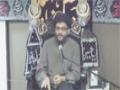 [08] Muharram 1436-2014 - Hussain Waris E Ambiya - Maulana Adeel Raza - Urdu