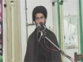 [8] Part1 Maulana Syed Arif Hussain Kazmi  -  8th Muharram - 1436 2014 - Urdu