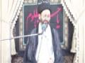 [04] Muharram 1436 - تجدیدِ عزاداری | Tajdeed e Azadari - H.I Muhammad Ali Taqvi - Urdu