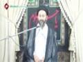[07] Muharram 1436 - تجدیدِ عزاداری | Tajdeed e Azadari - H.I Muhammad Ali Taqvi - Urdu