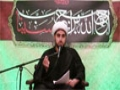 [03] Muharram 1436-2014 - The Effect Of Sinning On Faith - Shaykh Mehdi Rastani - Dearborn USA - English
