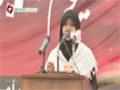 [یوم حسین ع] Salam : Sis Amber - 18 November 2014 - Karachi University - Urdu