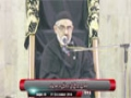 [08] 08 Safar 1436 - تاریخِ بنی اسرائل اور عصرِ حاضر - H.I Murtaza Zaidi - IRC Karachi - Urdu