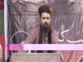 [یوم حسین ع] Speech : Maulana Faisal Azizi - 30 November 2014 - Urdu University - Urdu