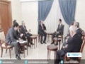 [10 Dec 2014] Russian delegation in Damascus for talks to end conflict - English