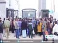 [22 Dec 2014] Palestinians suffering at Rafah Crossing - English