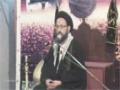[04] Muharram 1436 - حقیقی زندگی اور پیغام کربلا - H.I Sadiq Taqvi - Urdu