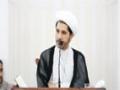 حديث الجمعة لسماحة الشيخ علي سلمان مسجد الصادق - 19 ديسمبر 2014 - Arabic