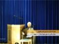 حجت الاسلام ناصر نقویان | محدودیت ها ژوئن | در مرکز امام علی - Farsi