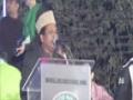 [Jashan e Eid e Milladun Nabi] 12 Rabbi-ul-Awwal 1436 - Janab Shafiq - Numaish, Karachi - Urdu