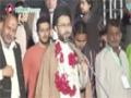 [Jashan e Eid e Milladun Nabi] 12 Rabbi-ul-Awwal 1436 - Maulana Shahenshah Naqvi - Numaish, Karachi - Urdu