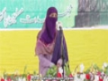 [Jashan e Eid e Millad-un-Nabi] Speech : Muhtarma Noor Fatima (Minhaj-ul-Quran) - Rabbiul Awwal 1436 - Urdu