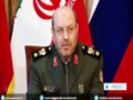 [20 Jan 2015] Iran\'s Defense Minister and his Russian counterpart sign Memorandum of Understanding - English