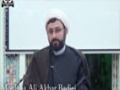 Wafat of Hazrat Abu Talib (A.S) - Moulana Ali Akbar Badiei - January 16, 2015 - English