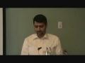 02 - Zainabia Center Seminar - H.I. Sartaj Zaidi - Introductory Remarks - English