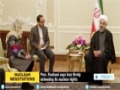 [25 Jan 2015] Pesident Rouahni says Iran firmly defending its nuclear rights - English