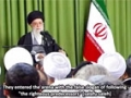 Responsiblities of Scholars in the present Geo political situation- Ayatullah Khamenei Farsi sub English
