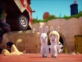 Animated Cartoon - Rabbids - Visit the land of morons - All Languages