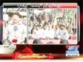 [Samaa News] سانحہ شکار پور کے خلاف لبیک یاحسین لانگ مارچ - Urdu
