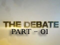 [22 Feb 2015] The Debate - Gaza Plight (P.1) - English