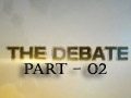 [22 Feb 2015] The Debate - Gaza Plight (P.2) - English