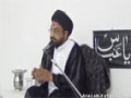 [Majlis 1] Philosophy of Battle of Karbala - 24th October 2014 - Moulana Syed Taqi Raza Abedi