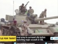 [04 March 2015] Iraqi army to surround Tikrit before launching a major assault - English