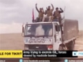 [06 March 2015] ISIL torches oilfields as Iraqi forces advance - English