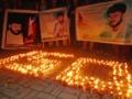 چراغاں جائے شہادت ڈاکٹر محمد علی نقوی - Urdu