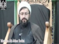 [04] Ayyame Fatimiyya 2015 - H.I Ali Akbar Badiei - IEC Houston TX - English