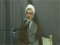 حجت الاسلام دکتر رفیعی   روز اول محرم : قم - Farsi