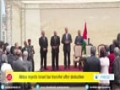 [06 April 2015] Palestinian President rejects Israel tax transfer after debt deduction - English