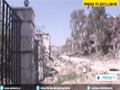 [13 April 2015] Exclusive: Battle for Syria\'s Yarmouk refugee camp intensifies - English
