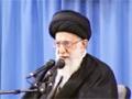 بیانات رهبر در دیدار جمعی از مداحان اهل بیت : ولادت حضرت زهرا - Farsi