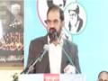 [سیمینار : یمن کی صورتحال] Speech : Janab Raheq - 4, 5 April 2015 - Urdu