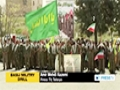 [24 April 2015] Iran's volunteer forces (Basij)  have held a series of military drills in separate locations -