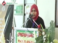 [سیمینار : سیدہ فاطمہ زہراؑ] Speech : Sis Farah Hasan - Raahe Amal Foundation - Urdu