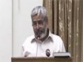 [Seminar : Shaheed Mutahari] Speech : Janab Rashid Ahad - 01 May 2015 - Urdu